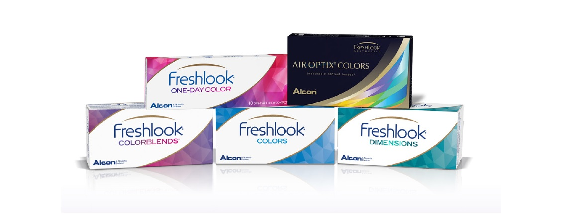 FreshLook® One-day Colors