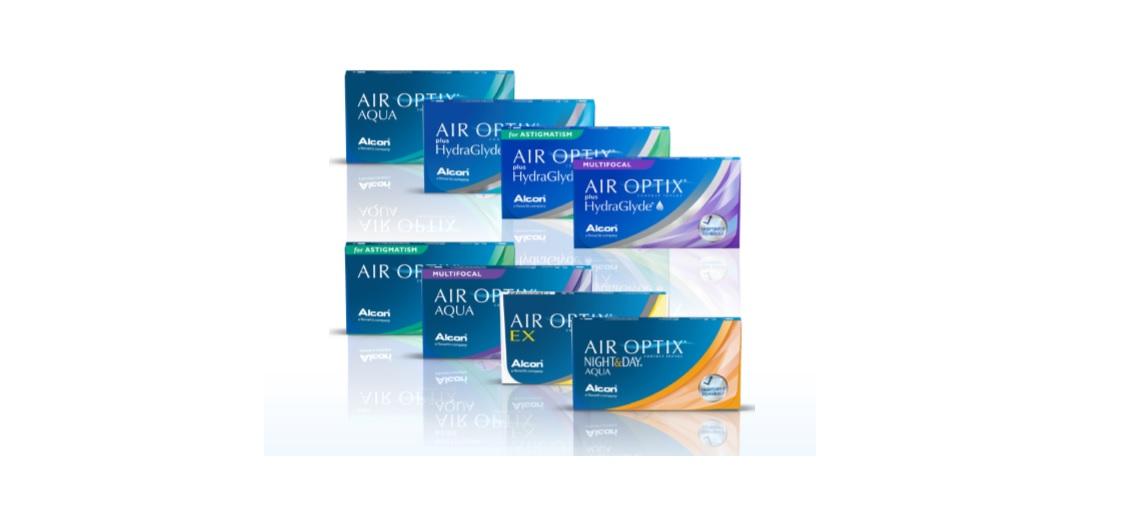 Air Optix® Multifocal