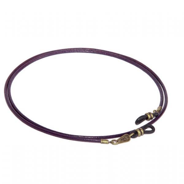 Cordón cuelga gafas Purple Rain