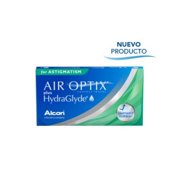 Air Optix® Astigmatismo