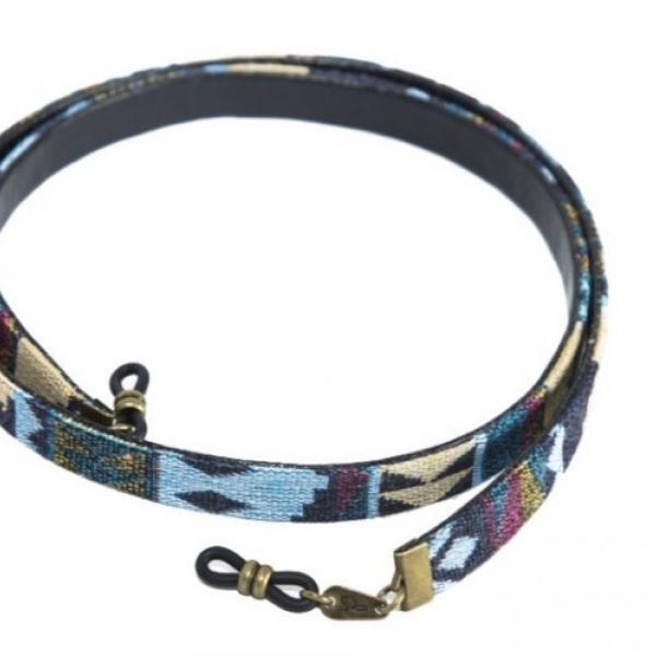Cordón cuelga gafas Étnico Turkana