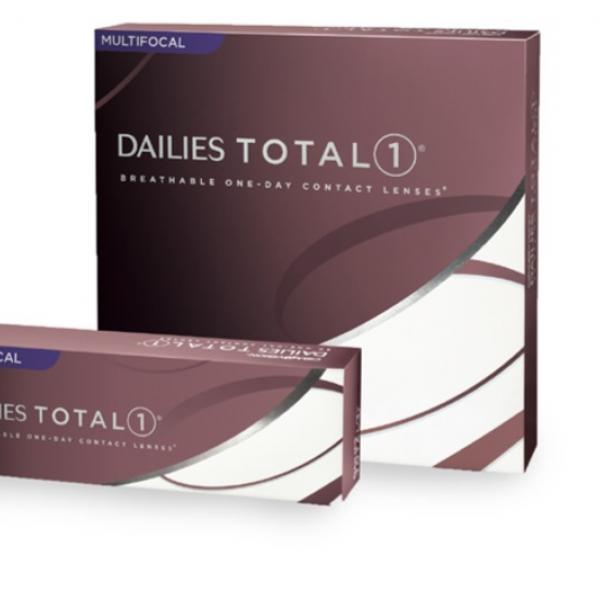 Dailies Total 1® Multifocal