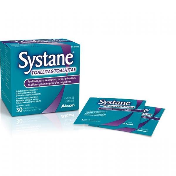 Systane® Toallitas