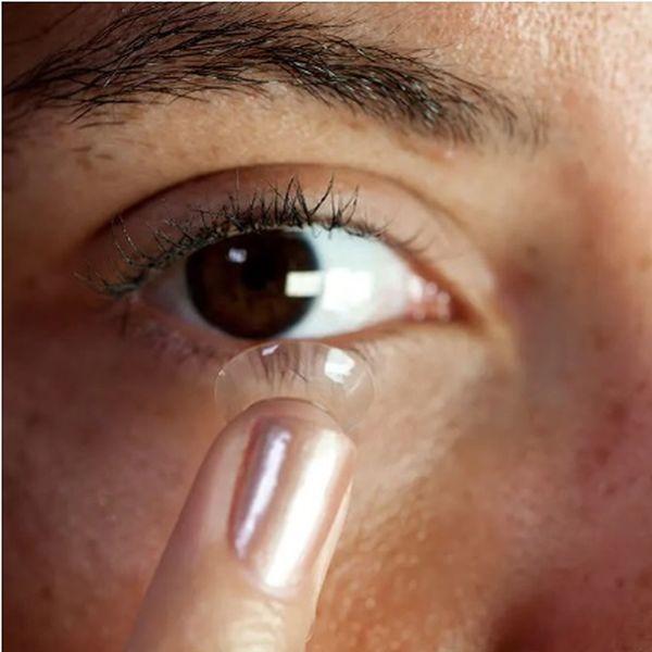 abuso de lentillas