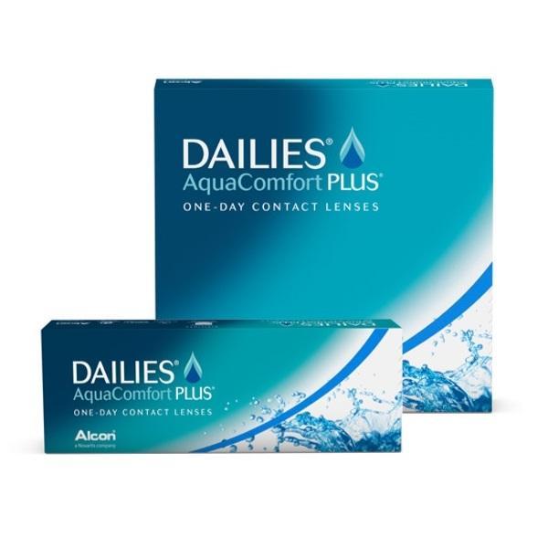 Dailies Aqua Comfort Plus®