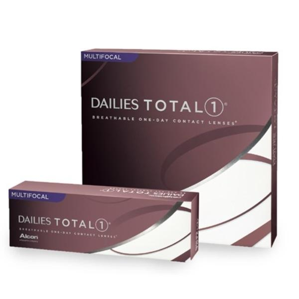 Dailies Total 1® Multifocal